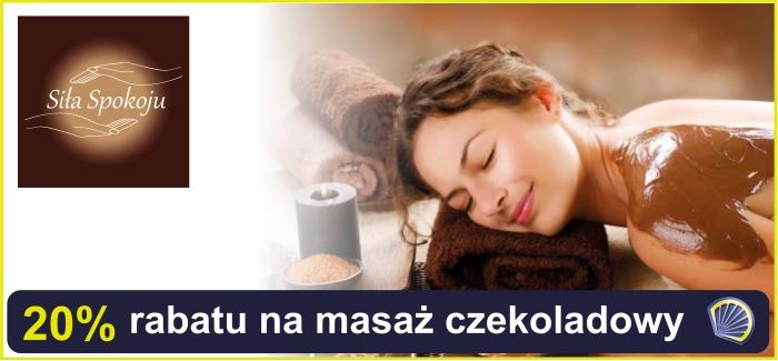 de3cc078 20% rabatu na masaż czekoladowy w Gabinecie Masażu i Kosmetyki Siła ...